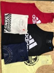 Camisetas regatas