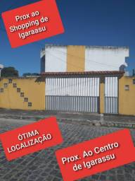 Alugo Duplex no centro de Igarassu, prox ao Shopping