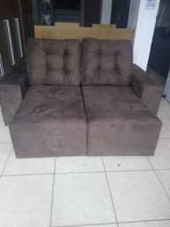 Sofa retratil comprou chegou