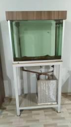 Vendo aquário 280 litros