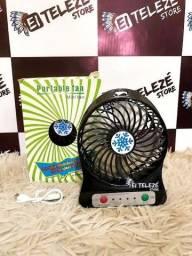 Título do anúncio: Mini ventilador