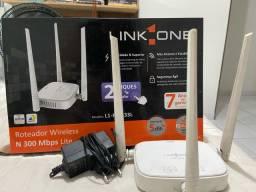 Vende-se roteador wireless 3 antenas