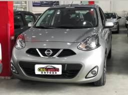 Nissan March 1.6 16V SL CVT (Flex)