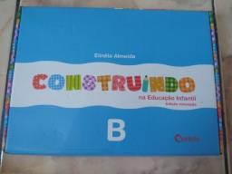 Livro Construindo na Educação Infantil B