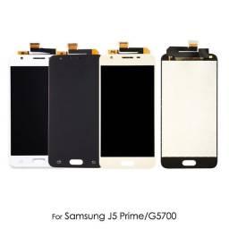 Tela Touch Display Samsung J5 Pro J7 Pro J8 Plus J600 J500