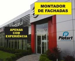 Título do anúncio: Contrata-se Serralheiro/ Montador  Profissional