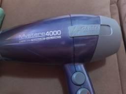 Kit de secador de cabelo e chapinha