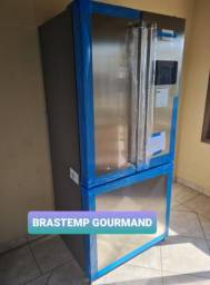 Título do anúncio: Geladeira Brastemp Gourmand