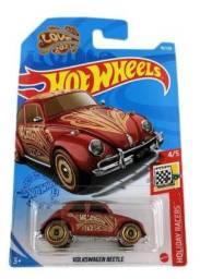 Hot Wheels - Volkswagen Beetle Fusca - GRY79