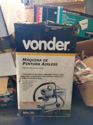 Título do anúncio: Vonder Air Less Máquina de pintura