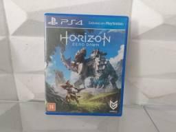 Título do anúncio: Jogo Horizon zero down PS4