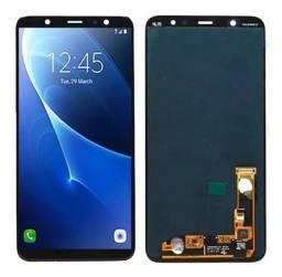 Tela ouch Display Samsung J6 J6 Plus J8 J8 Plus