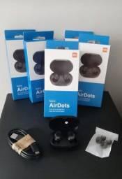 Título do anúncio: AIR DOTS Fone de ouvido s/fio. Bluetooth. XIAOMI. Redmi ORIGINAL