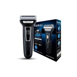 Título do anúncio: Maquina de Barbear Kemei 3X1  Multifuncional