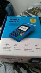 Título do anúncio: Máquina de cartão point pro 2