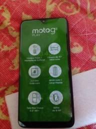 MotoG8 play 32 seminovo