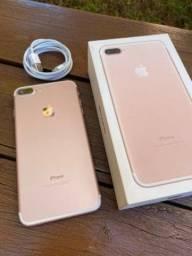 Não perca!! iPhone 7 plus rose