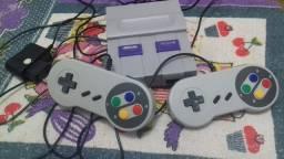 Console retro super minigame