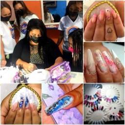 Curso de manicure+designer de unha
