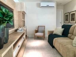 Apartamento Mobiliado com 3 Suítes e 3 Vagas em Balneário Camboriú