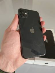 Título do anúncio: iPhone 11 PRETO - 128 GB