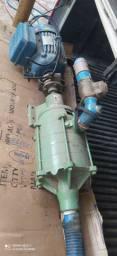 Vendo bomba d'água  Schneider e motor vtop voges monofásico