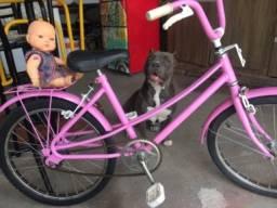 Título do anúncio: Bicicleta caloi ceci aro 20