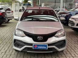 Título do anúncio: Etios 1.5 X Plus Sedan AT 2020