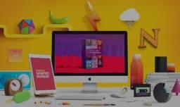 Título do anúncio: Pack Designer templates editáveis