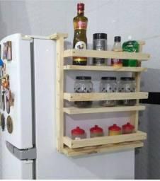 Título do anúncio: Porta temperos para geladeira