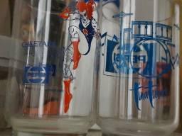Título do anúncio: Copo colecionável raridade rock in rio 1985 Pepsi