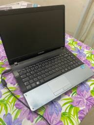 Título do anúncio: Notebook Samsung i3 6Gb HD320Gb 14 Polegadas