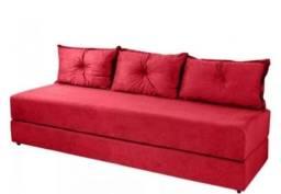 Título do anúncio: Sofá cama direto da fábrica promoção