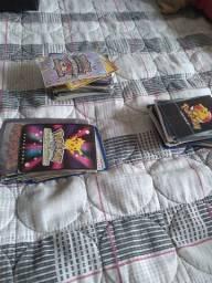 Título do anúncio: Coleção cartinha pokemon