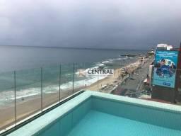 Título do anúncio: Apartamento com 2 dormitórios para alugar, 60 m² por R$ 5.000,00/mês - Barra - Salvador/BA