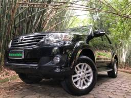 Título do anúncio: Toyota Hilux SW4 4x2 SR Preta