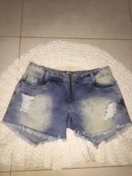 Bazar da Faby - Short Jeans