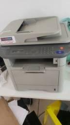 Título do anúncio: Impressora samsung scx-4833fd