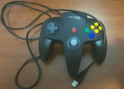 Controle USB Retrolink Nintendo 64