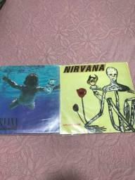 Vendo vinil do Nirvana LP's