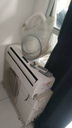 Título do anúncio: Ar-condicionado Eletrolux 9 mil BTUs