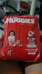 Título do anúncio: Huggies supreme care