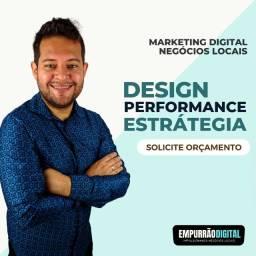 Título do anúncio: Criamos sites que unem Design, Performance e Estratégia - Lojas Virtuais