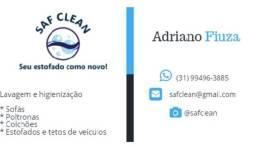 Título do anúncio: SAF CLEAN LIMPEZA  DE ESTOFADOS
