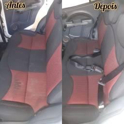 Título do anúncio: *Higienização Interna do seu carro-Porto Velho