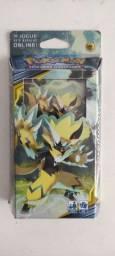 Título do anúncio: Deck Pokémon Circuito Fulminante Sol e Lua 10 Elos Inquebráveis<br><br>