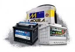 Título do anúncio: Onix saveiro bateria van Parati Bora Strada onix clio uno vectra fusca palio