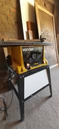 Vendo Serra Circular de Bancada Vonder 110V