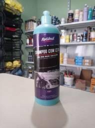 Título do anúncio: Shampoo com Cera
