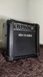 Título do anúncio: Amplificador Guitarra Meteoro MG10 10W - Cubo Guitarra